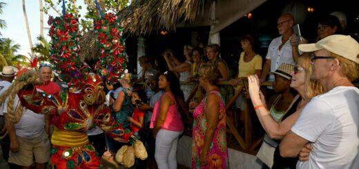 Carinval in Dominican republic