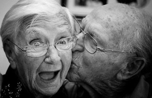 wisdom of the elderly couple
