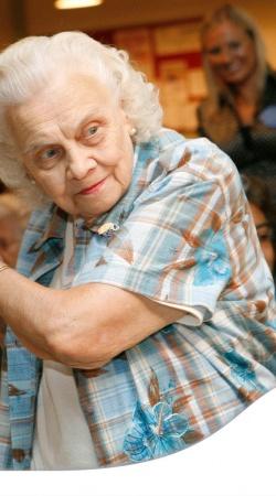 wii for elderly