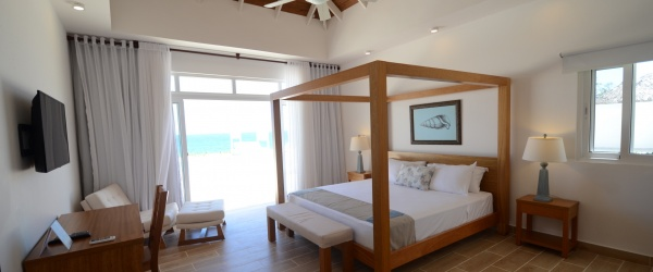 main suite with ocean views