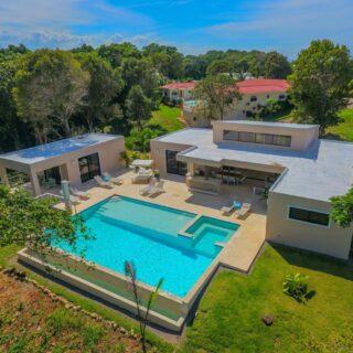 Dominican Republic retirement villa for seniors