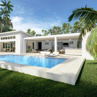 3 Bedroom Caribbean Villa For Sale